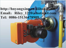 differents kinds of gas oil burner steam boiler