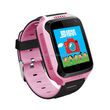 2017 wholesale cheap model KD13 children smart watch phone SOS gps tracker kids smart watch for ios and android