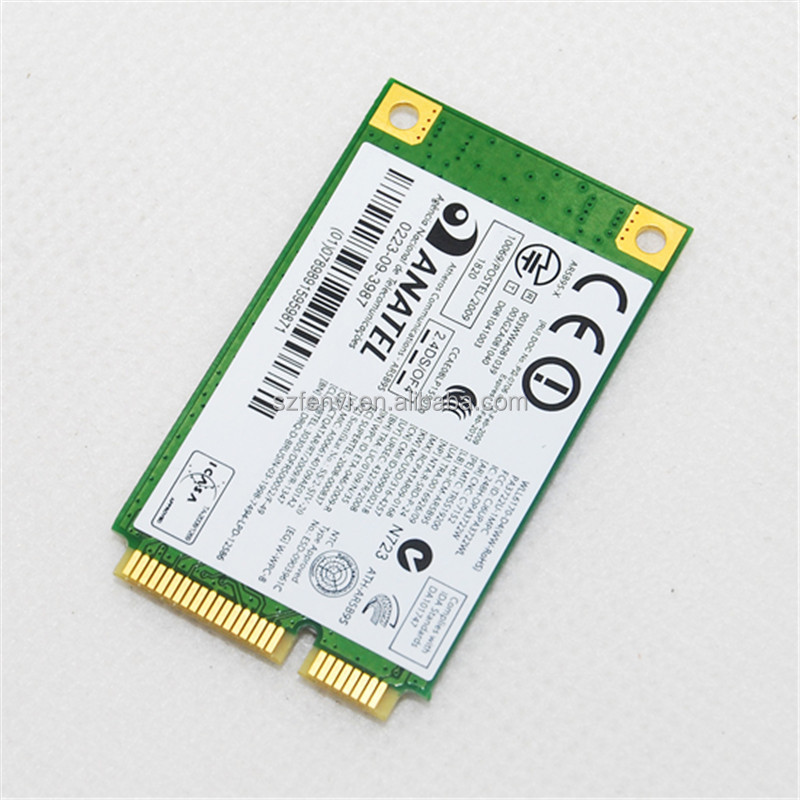 Full size pcie 150M 802.11b/g/n Atheros AR9285 AR5B95 Laptop Network Wlan Adapter