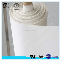 PTFE waterproof roofing fabric cloth
