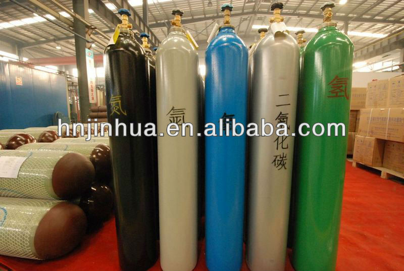 Industrial Gas Tank for Hydrogen gas