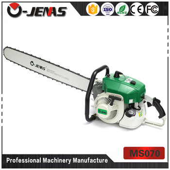 ojenas portable 070 105cc garden tools 4.8kw 920mm chain saw spare parts