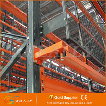 selective prefabricated steel frame warehouse pallet racking used warehouse racking
