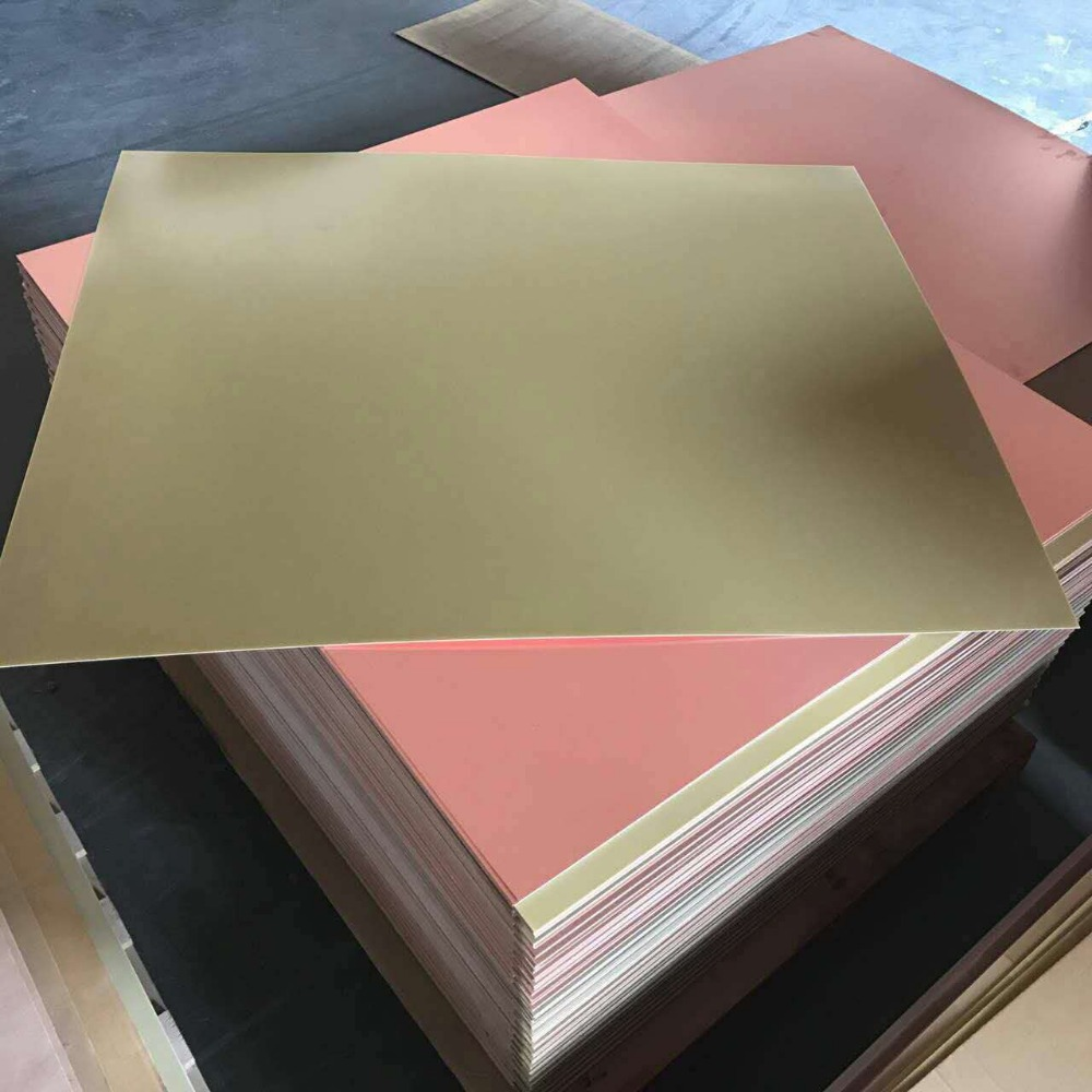 Chinese insulation fr4 copper clad laminate board