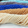 China jewelry rondelle beads wholesale, glass beads for jewelry making,glass bead landing wholesale