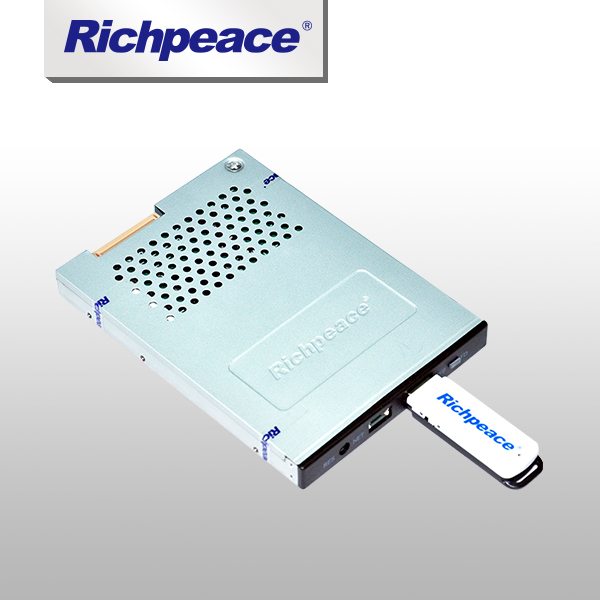 Richpeace USB floppy drive for CHINESE EMBROIDERY Machine