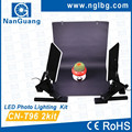 Nanguang 36W CN-T96 2Kit Portable LED Photo Lighting kit Ra 95