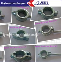 Casted ductile iron scaffolding base jack nut