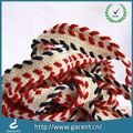 Curtain decoration new style nylon cord with piping