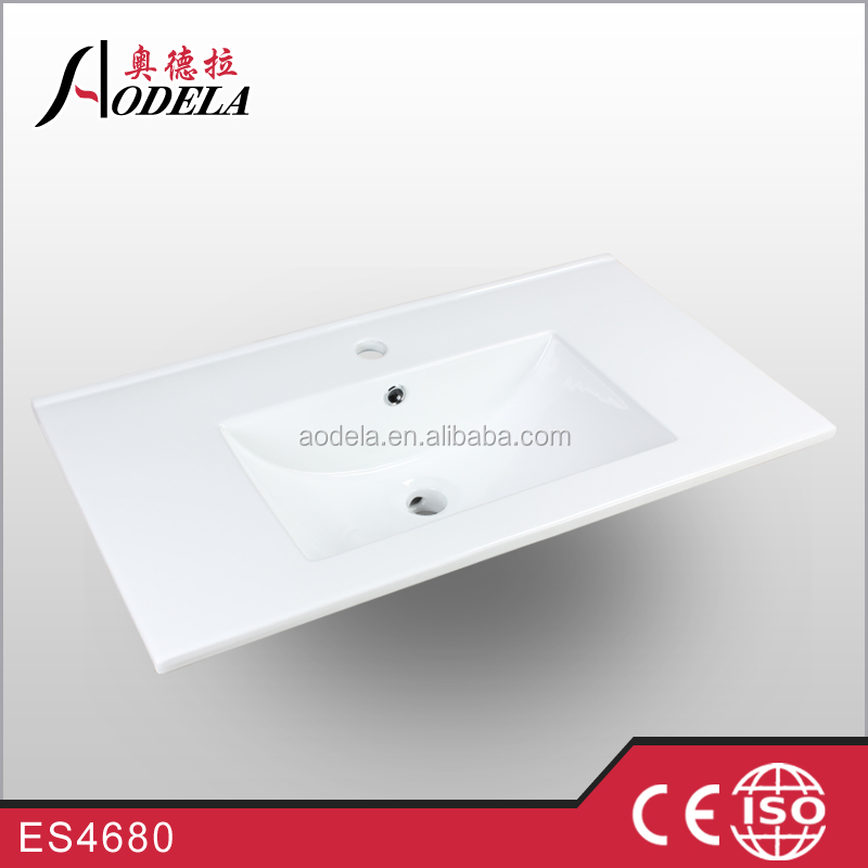 ADL-ES4680 bathroom ceramic sink Sanitary Ware Basin