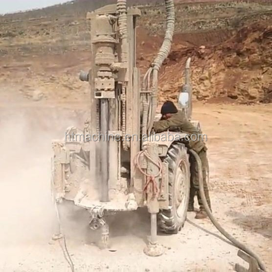 2019 Strong Power HT-R150 Small Rock Drilling Rig