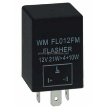 China manufacturer mini time relay auto flasher
