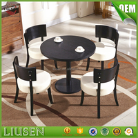Factory wholesale price best office furniture fancy coffee table wooden tea table design