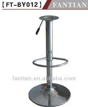 good price metal iron polished bar stools legs