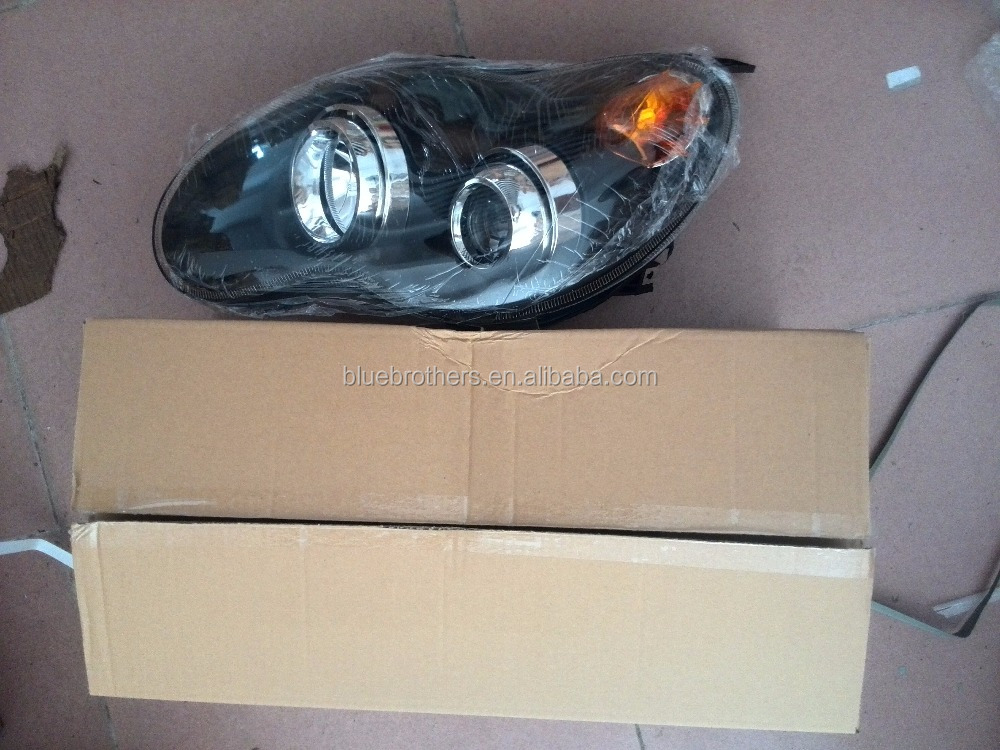 Car Accessory Part Led Head Lamp For BYD F0