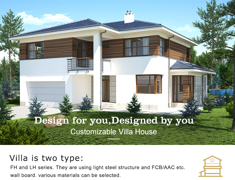 InfiCreation prefab modular homes designer for accommodation-1