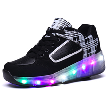Battery Operated Skate Roller Running Sports Shoes