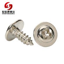 Professional Production M5 Carbon Steel Self Tapping Phillips Pan Head Wafer Machine Screws