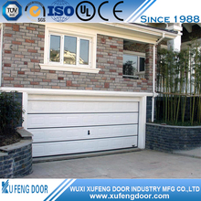 aluminum glass swing rolling door for garage price opener