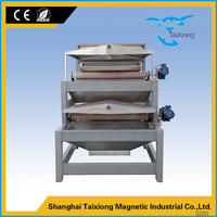 Best quality quality Assurance iron ore dry type magnetic separator