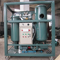 Reprocess used turbine lube oil and control oil/ oil purifier series TY