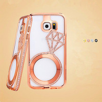 Luxury Custom Design PC Metal Hard Bling Mobile Phone Case For Iphone 5s Mobile Phones