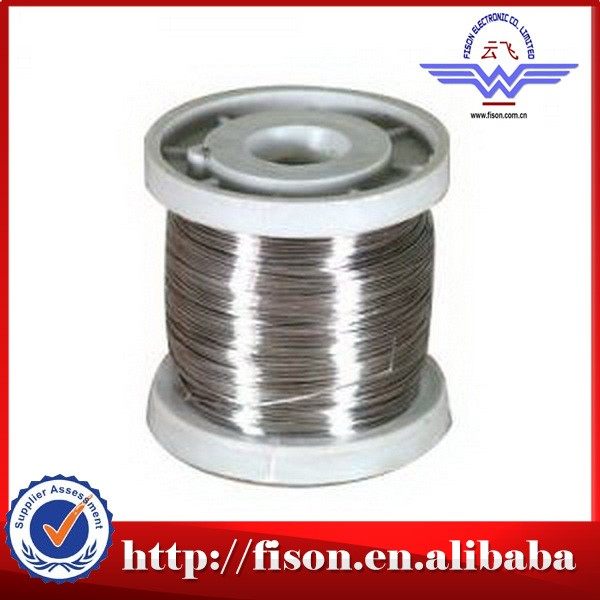 Chinese High Quality cheap price insulated ribbons Nichrome wire