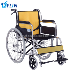 24*1-3/8 Aluminum manual wheelchair KL864LJP