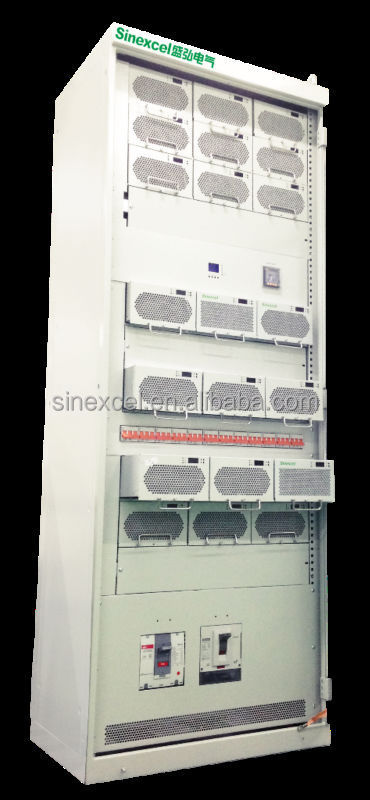750V/540A 400KW 4 connector Electric Bus DC fast charger