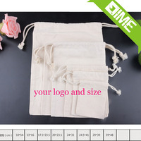 Cotton Jewelry Bag For Gift Candy