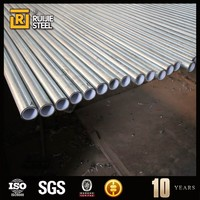 Pre-galvanized steel pipe from tianjin ruijie steel pipe factory