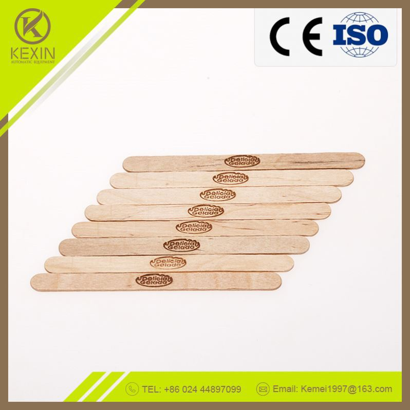 The Best Sale Factory Flat Edge Wooden Popsicle Stick Crafts