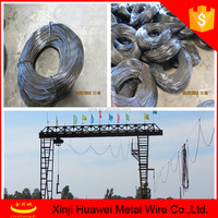 high tension wires pure iron wire 16 ga tie wire
