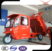 Hot Sale Electric Tricycle With Closed Cabin