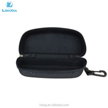 wholesale custom hard sunglass case with screen printing