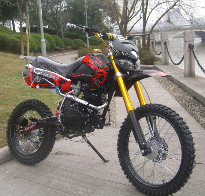 2017 new design 250cc dirt bike pit bike with CE