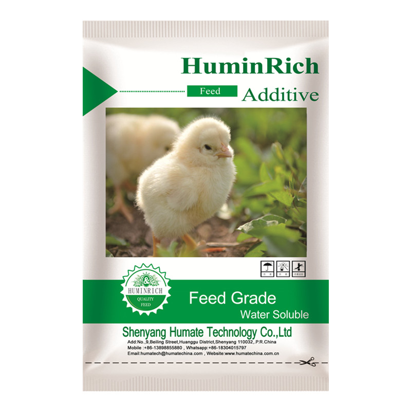 Huminrich 100% Natural Organic Promote Growth Sodium Humate Dairy Cattle Feed Manufacturers