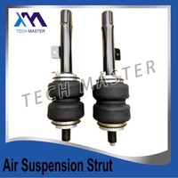 Suspension kits air strut for Peugeot 206 air suspension shock absrober with double covoluted air spring