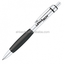 Factory prices metal logo pen promotional click ballpen