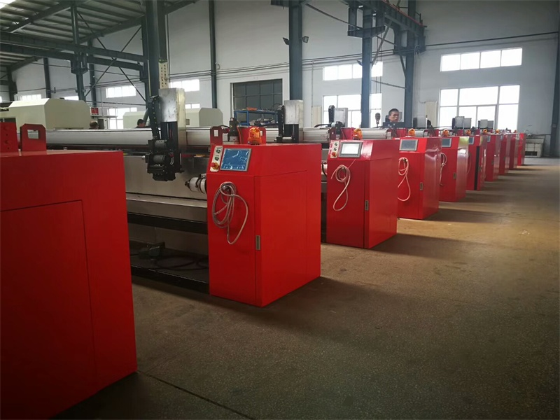 electroplating production line chrome polishing machine for gravure cylinder