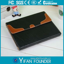 Wholesale for ipad 3 wallet case cover, folio leather case for ipad 2 / 3 / 4