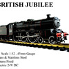 Jubilee UK 1 32 Electric Locomotive