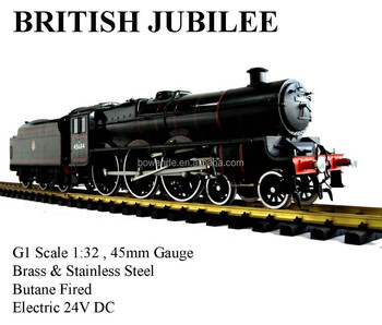 Jubilee UK , 1:32 Electric locomotive (Brass made)