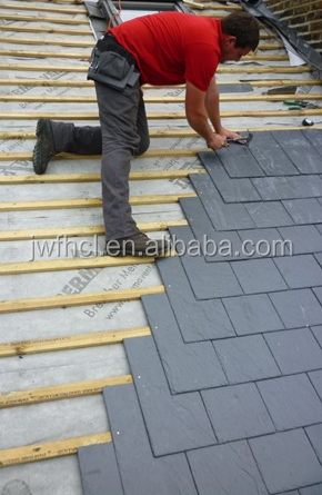 Building materials breathe membrane for roof