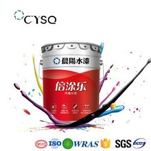High temperature water based non-toxic home interior wall glitter paint design