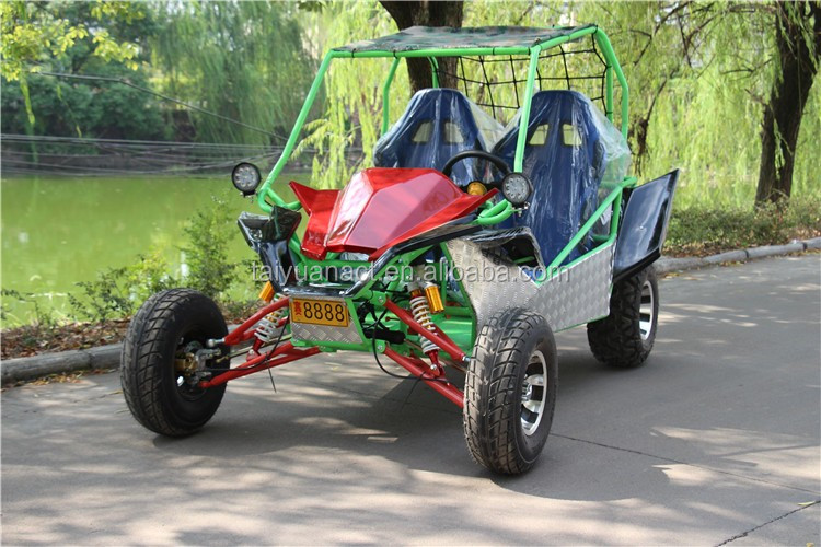 Newest style high quality off road 196cc racing go kart