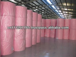 PP non woven fabric with usage to make shopping bag