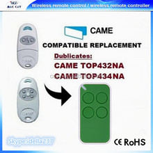 New Year 12 Volt Rf Copy Code remote control 4 channel for Garage Doors