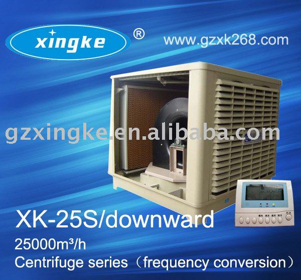 2011 ,No CFC,Green,New duct evaporative air-cooler(with remote controller)