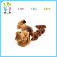 2016 best quality soft delicate plush child toy